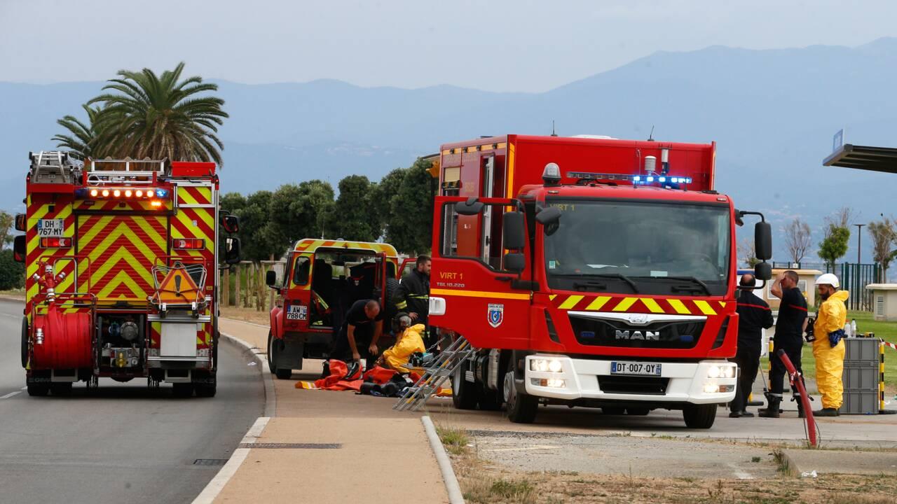 Incident sur une cuve de chlore à Ajaccio: les plages restent fermées