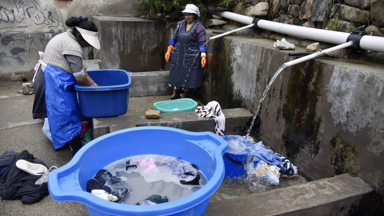 Les Boliviens vont devoir s'adapter au manque d'eau