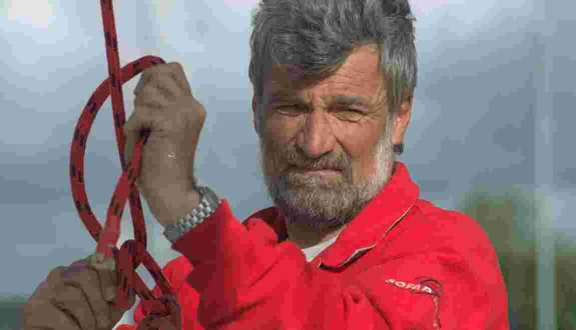 Jean-Luc Van Den Heede : le vieil homme et la mer