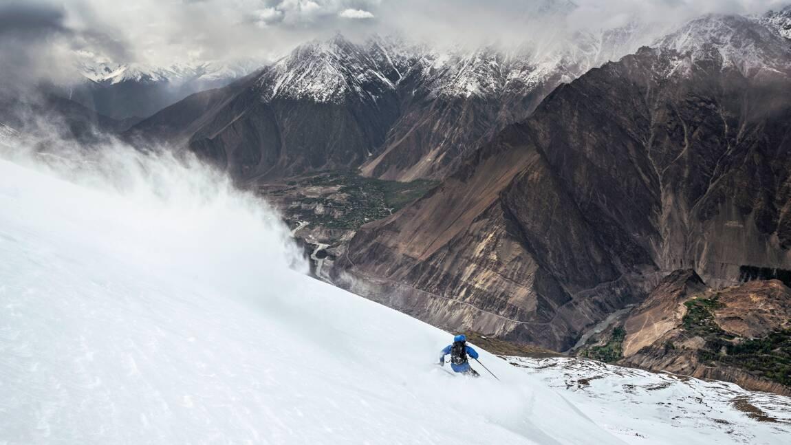 Pakistan : quand trois skieurs savoyards dévalent les pentes vierges du Karakoram