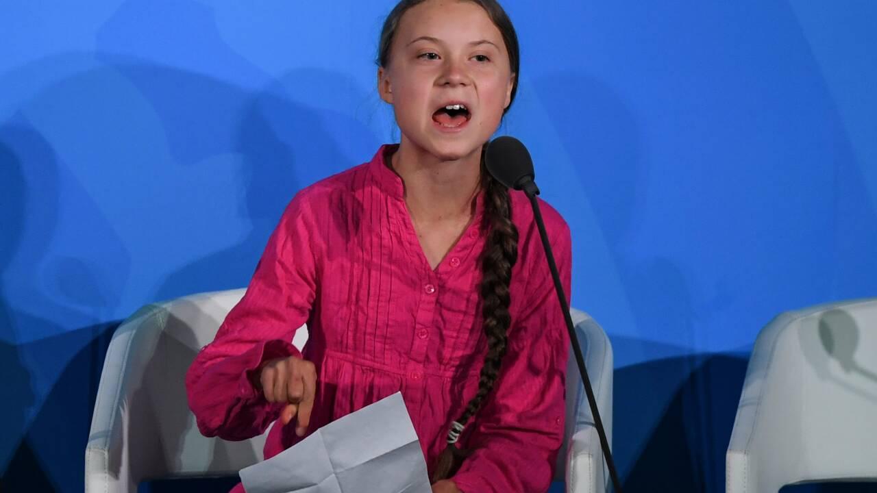 A l'ONU, l'appel de Greta Thunberg sur le climat rencontre peu d'écho