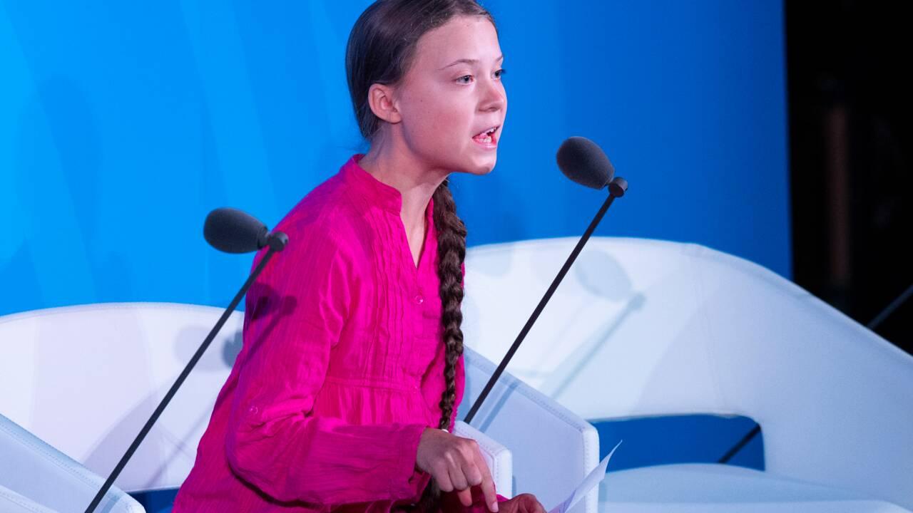 """""""Comment osez-vous?"""" Le discours plein de colère de Greta Thunberg"""