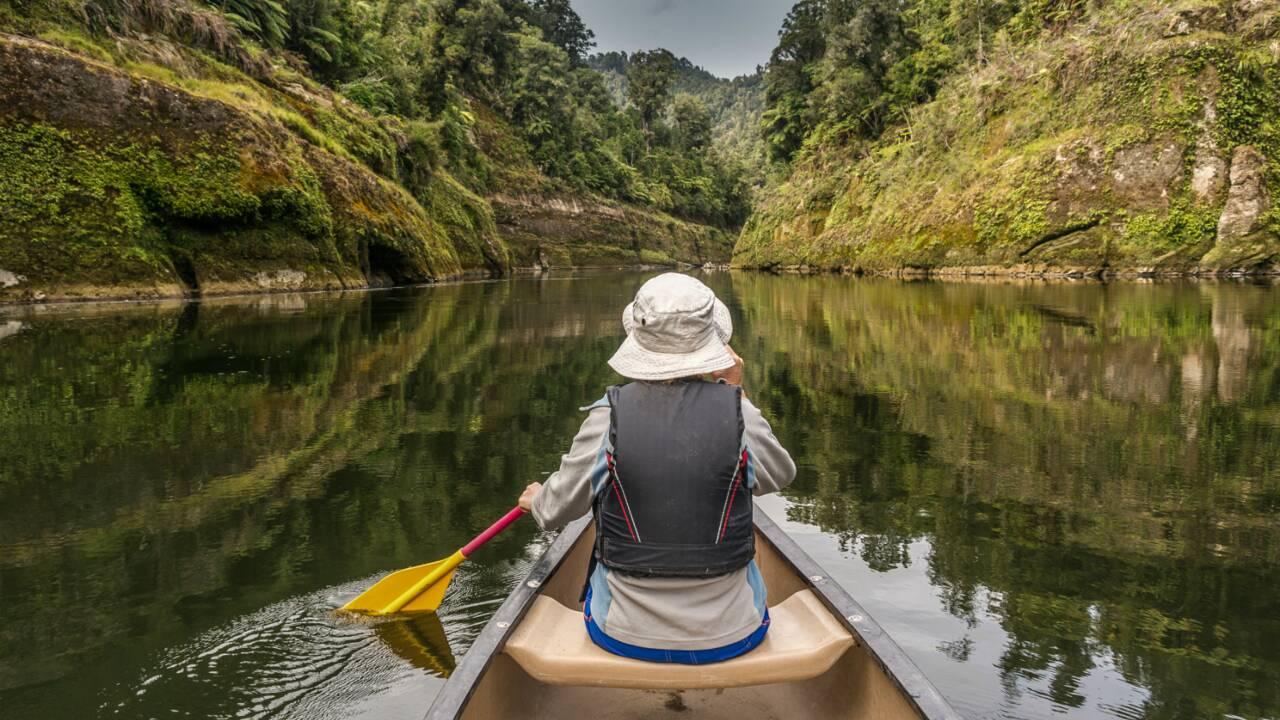 """""""Le fleuve a été fermé pour cause de deuil..."""" A la découverte du Whanganui, fleuve néo-zélandais doté d'une personnalité juridique"""