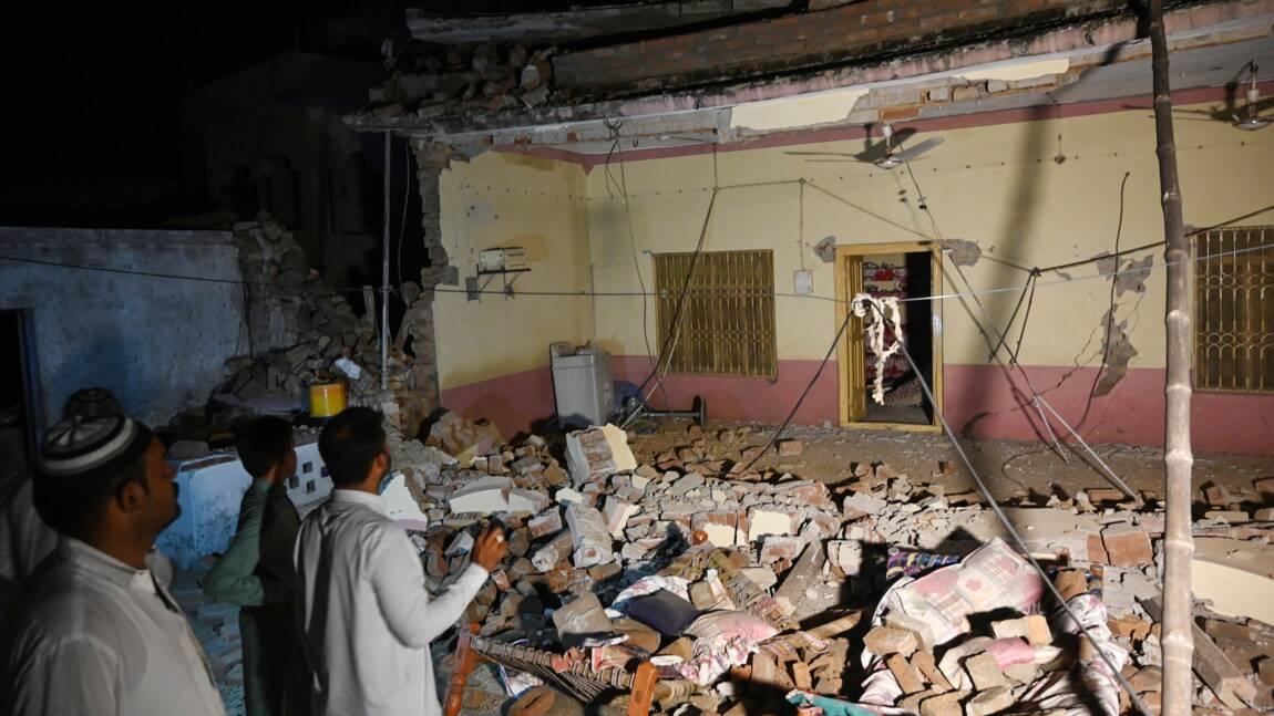 Séisme au Pakistan: nouveau bilan de 22 morts selon l'armée