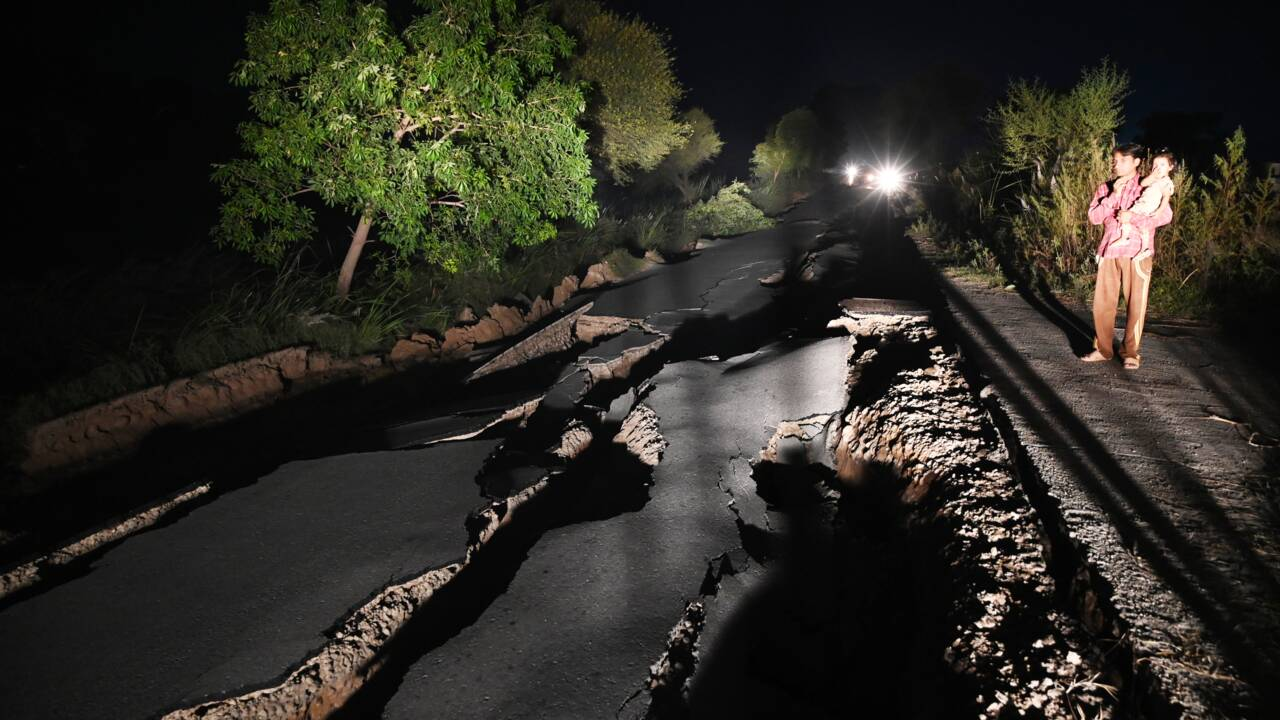 Séisme au Pakistan: 25 morts et importants dégâts matériels