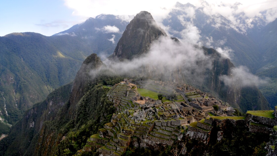 Les Incas n'auraient pas choisi le site du Machu Picchu par hasard