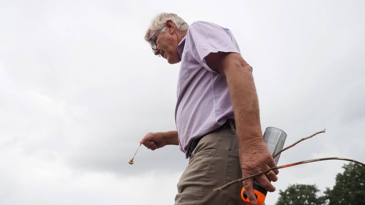 Face à la sécheresse, le sourcier appelé à la rescousse