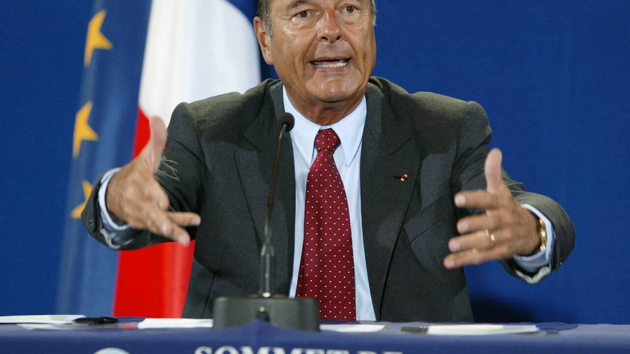"""""""Notre maison brûle"""", la phrase de Chirac symbole de l'urgence écologique"""