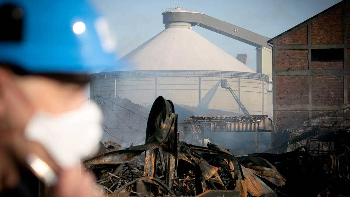 Incendie de Lubrizol: l'enquête élargie à des manquements de sécurité