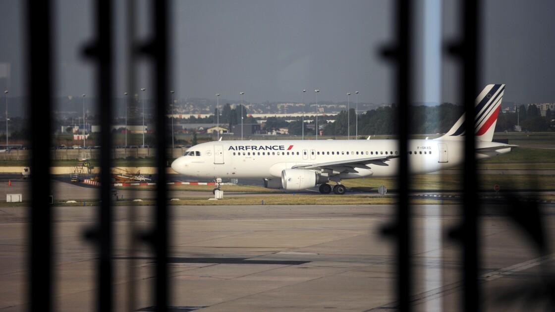 Air France va compenser ses émissions de CO2 sur les vols intérieurs dès 2020
