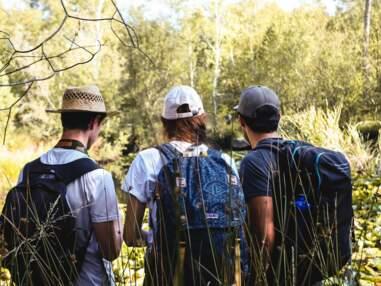 Au coeur de la forêt de Fontainebleau pour une randophoto avec Helloways