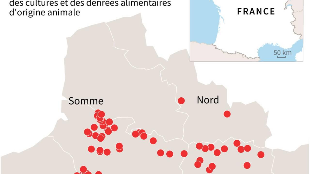 A Rouen, Édouard Philippe essaie de rassurer une population toujours inquiète