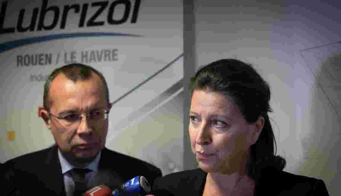 """Lubrizol: des premiers résultats """"très rassurants"""" sur les niveaux de dioxines"""