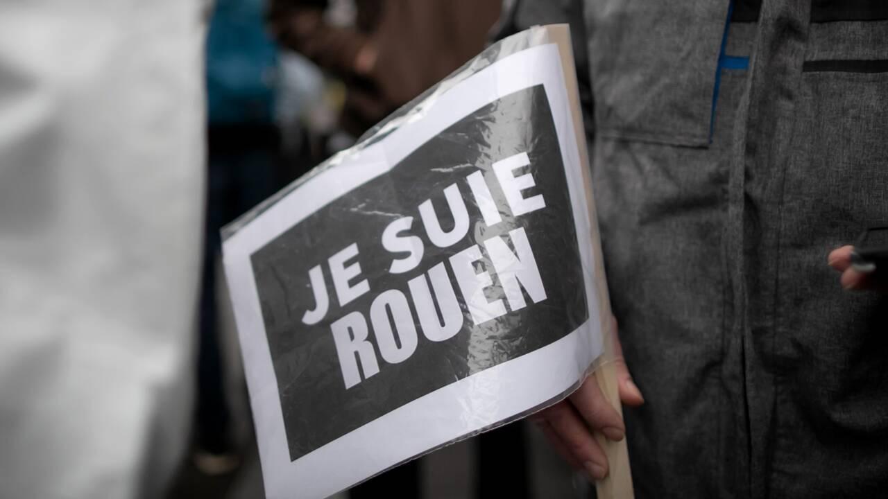 Une semaine après Lubrizol, les habitants de Rouen entre inquiétude et fatalisme