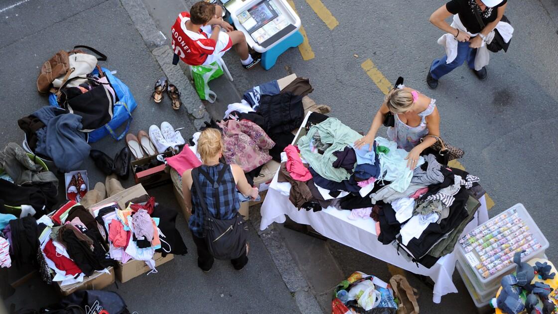 Des marques d'habillement et de chaussures font la promotion du recyclage