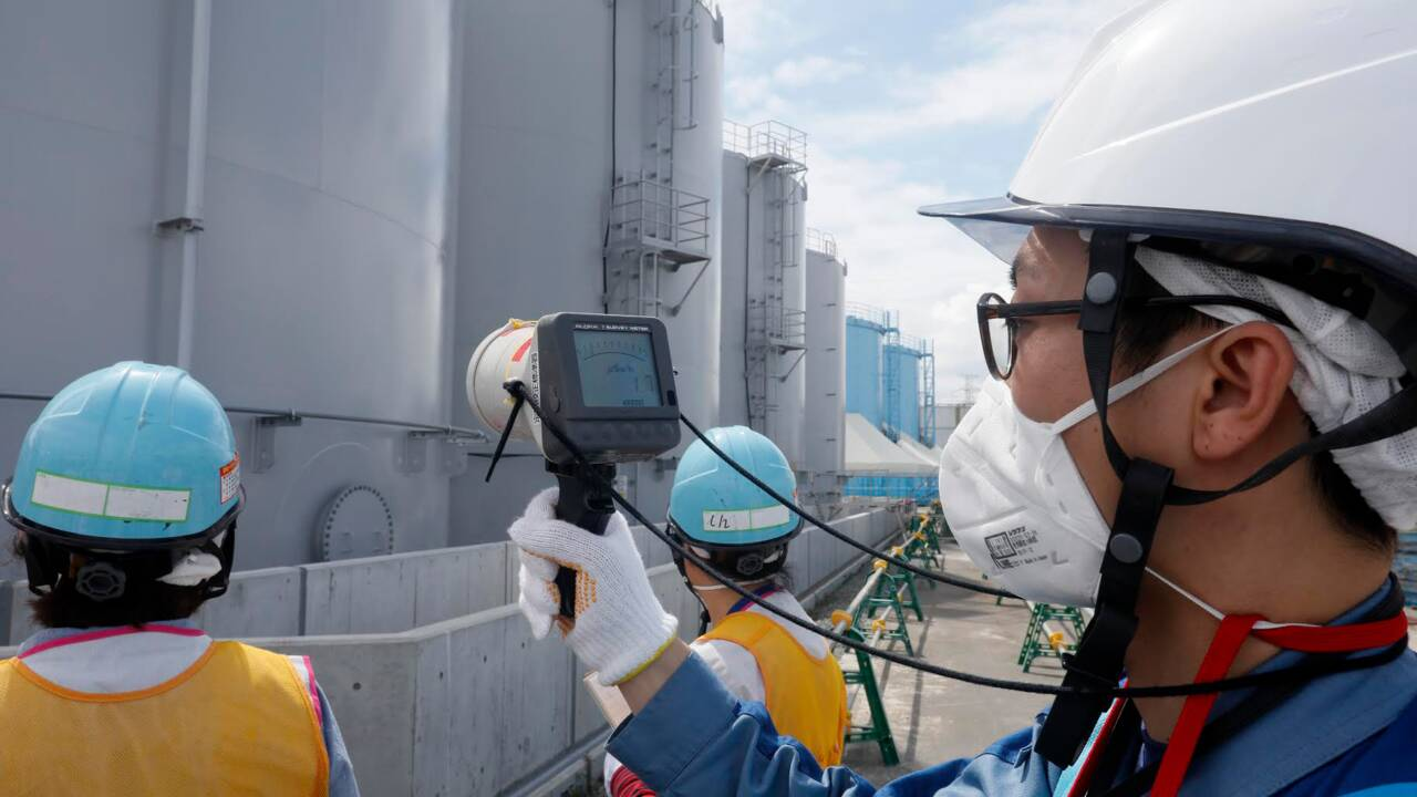 L'eau radioactive de Fukushima, un casse-tête pour le monde nucléaire