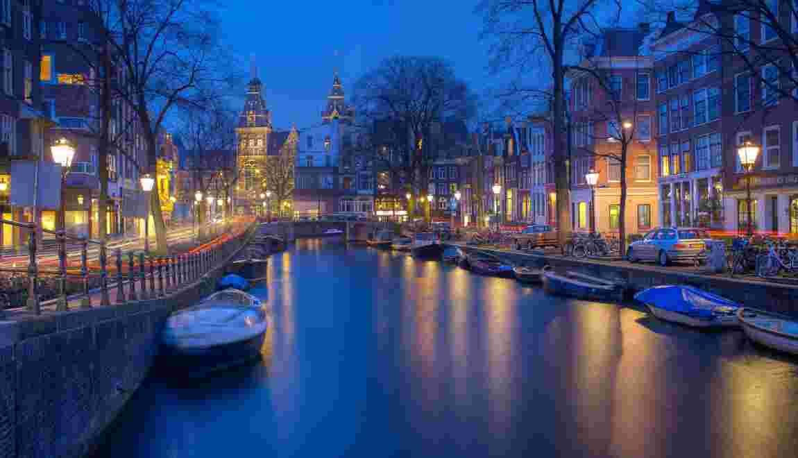 """Keren Ann : """"A Amsterdam, le bien-être passe avant toute chose"""""""