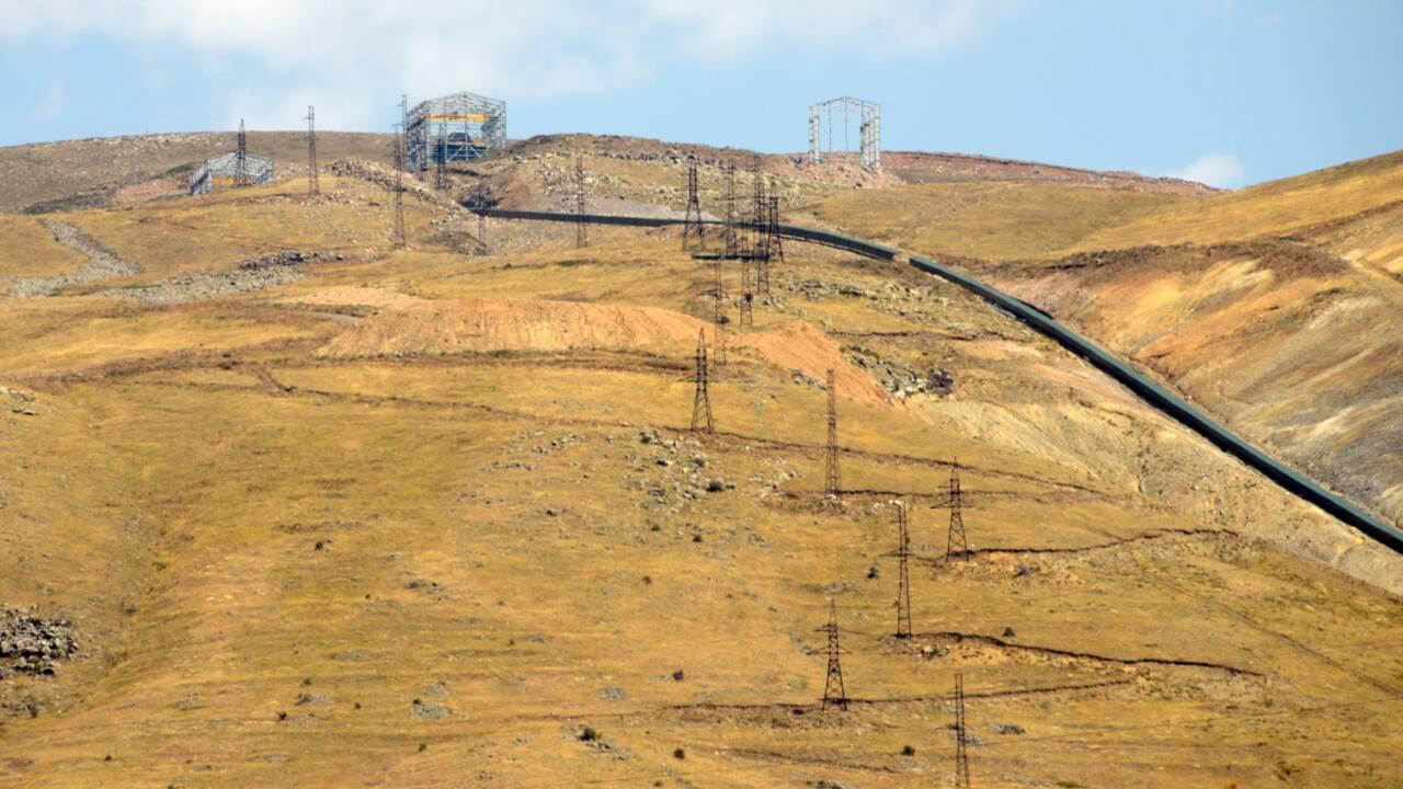 En Arménie, une montagne d'or qui ne passe pas