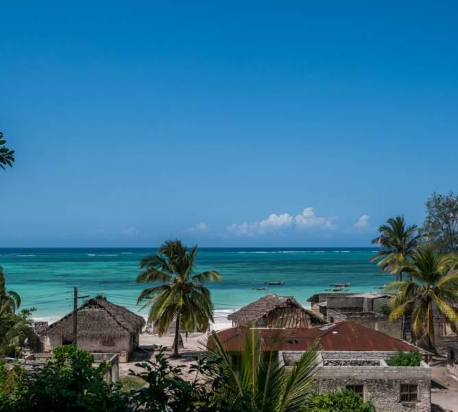 Carte postale de l'île, comme un air de paradis...