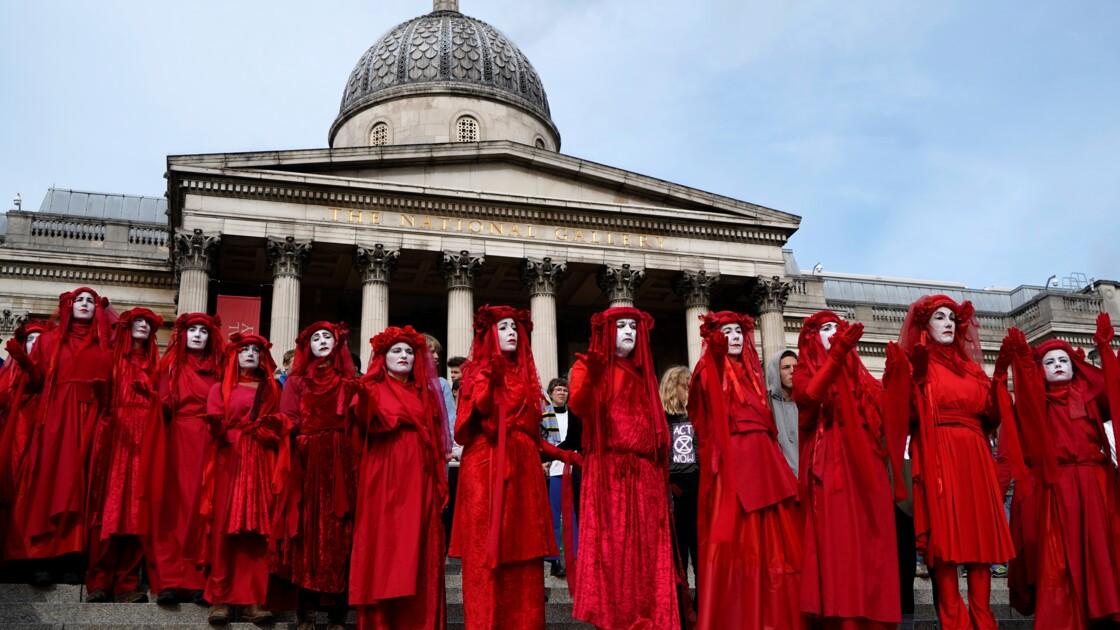 Extinction Rebellion veut paralyser un aéroport de Londres pendant trois jours