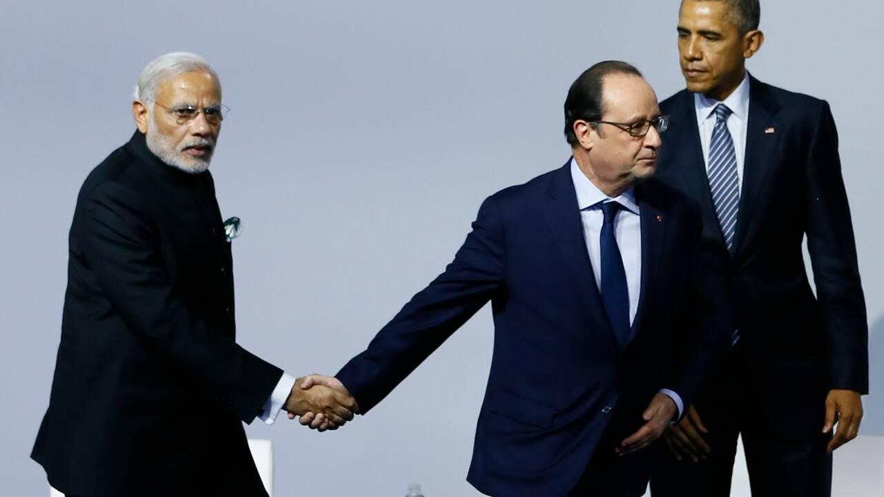 """Un """"étrange"""" casse-tête irrésolu dans l'accord de Paris"""