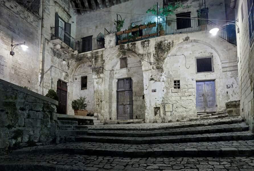 Le quartier de Barisano