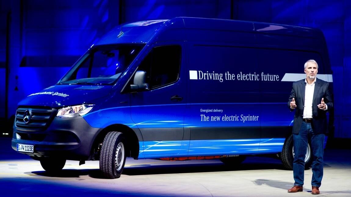 Diesel: Daimler contraint de rappeler des centaines de milliers de Mercedes supplémentaires