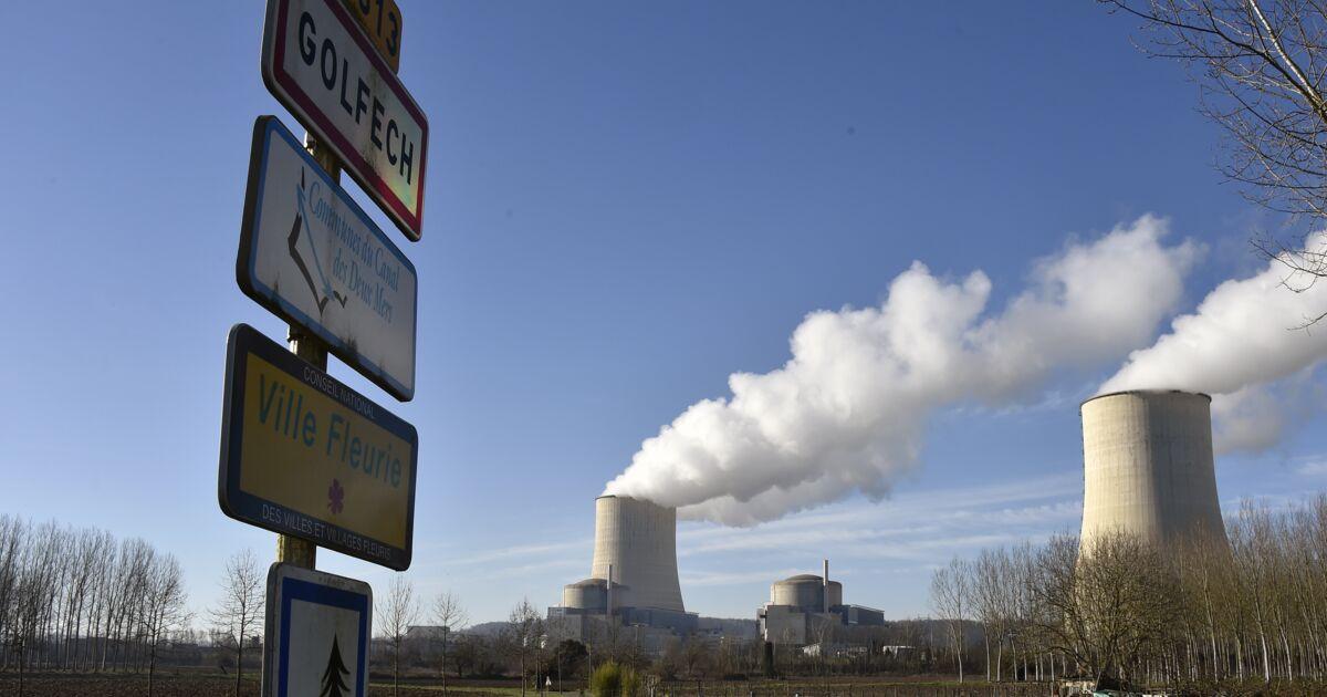 Incident à la centrale nucléaire de Golfech, visite de l'ASN dès lundi
