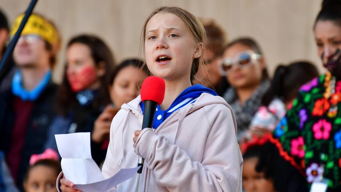 Brésil: le ministre des Affaires étrangères ironise sur Greta Thunberg