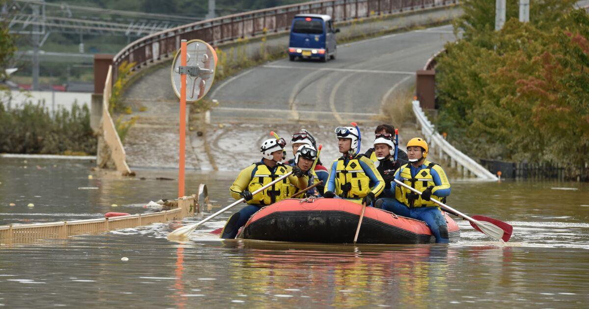 Hagibis: au moins 35 morts au Japon, les recherches de survivants continuent