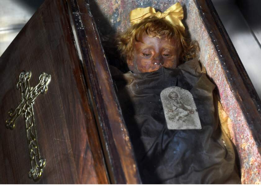 Des momies parfaitement préservées