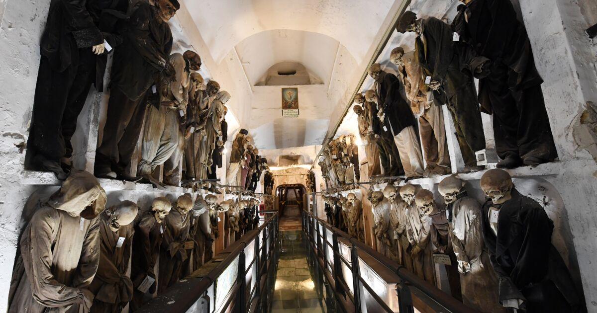 En Sicile, ces impressionnantes momies qui ramènent le passé à la vie