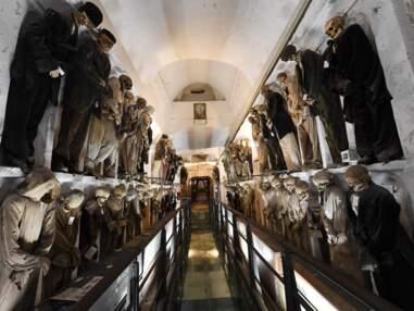 En Sicile, de mystérieuses momies gardiennes d'une mort éternelle