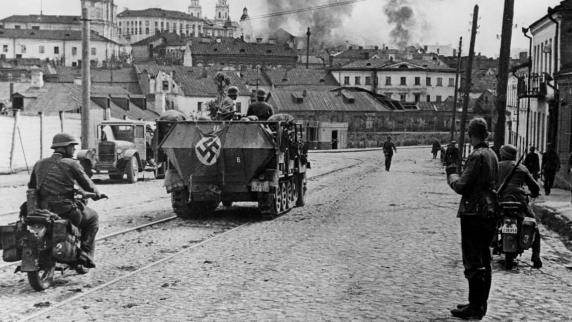 """Opération Barbarossa : """"Hitler pensait écraser l'URSS en trois ou quatre mois"""""""