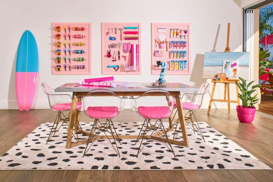 L'atelier de Barbie