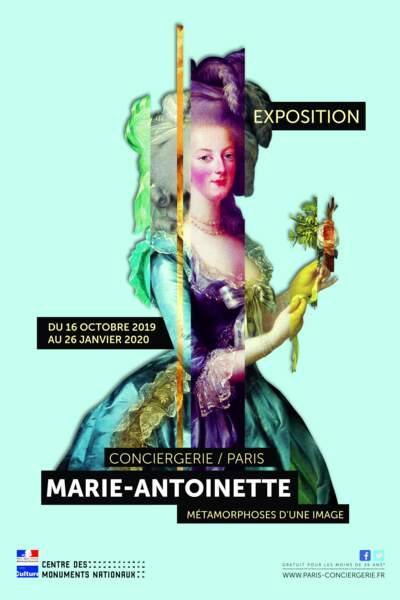 Marie-Antoinette, métamorphoses d'une image