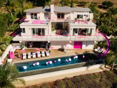 Visite guidée de la maison de Barbie à Malibu