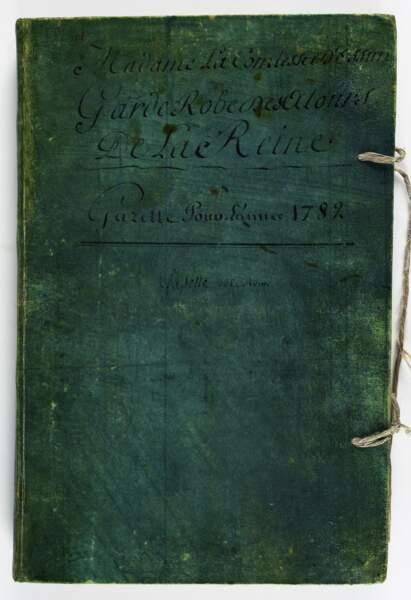 Gazette des Atours de la reine, 1784-1786