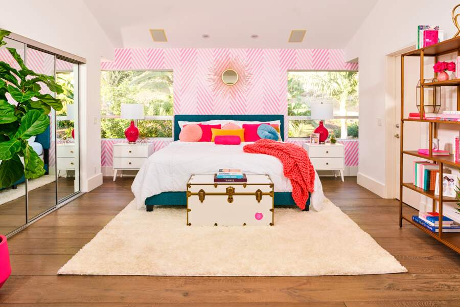 La grande chambre de Barbie