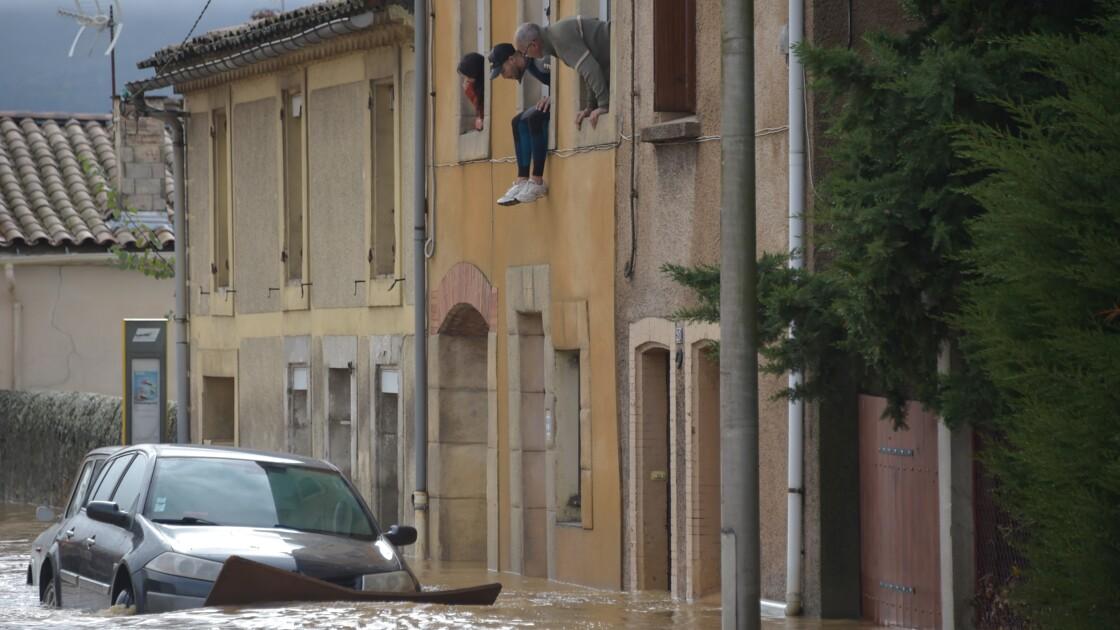 Inondations de 2018 dans l'Aude: un rapport pointe plusieurs faiblesses