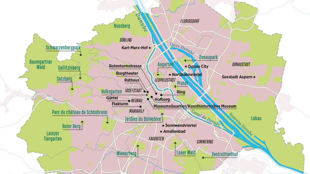 Pourquoi Vienne est la ville la plus agréable du monde