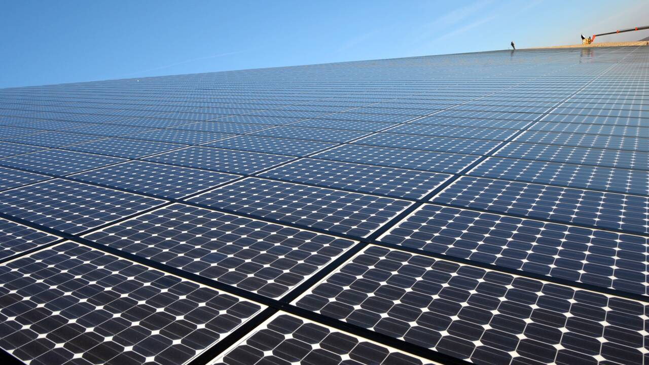 La progression des énergies renouvelables soutenue par les petites unités solaires