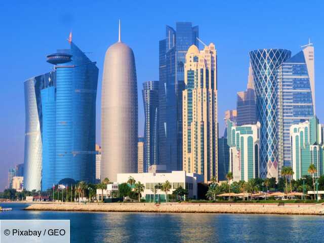 Au Qatar, des climatiseurs dans les rues pour affronter l'extrême chaleur
