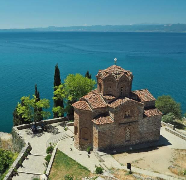 Une église en Macédoine du Nord