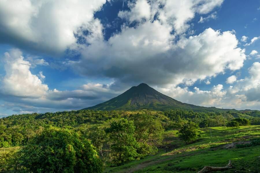 La nature au Costa Rica