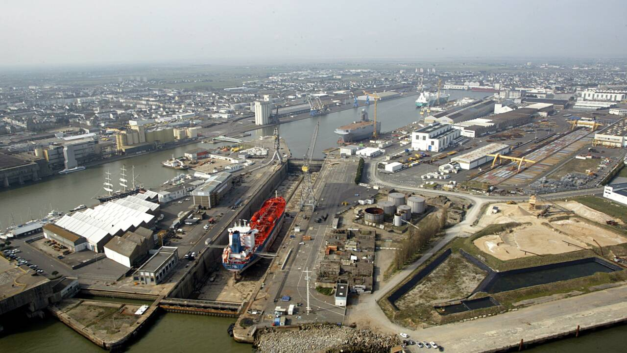 Transport maritime: des start-up françaises misent sur le vent