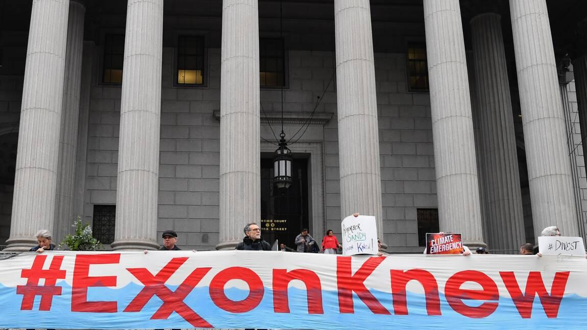 Ouverture à New York d'un procès inédit contre ExxonMobil, avec Rex Tillerson en vedette