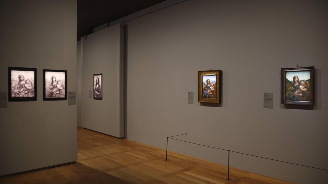 De Vinci au Louvre : pourquoi Léonard aurait-il peint deux versions de la Vierge au fuseau ?