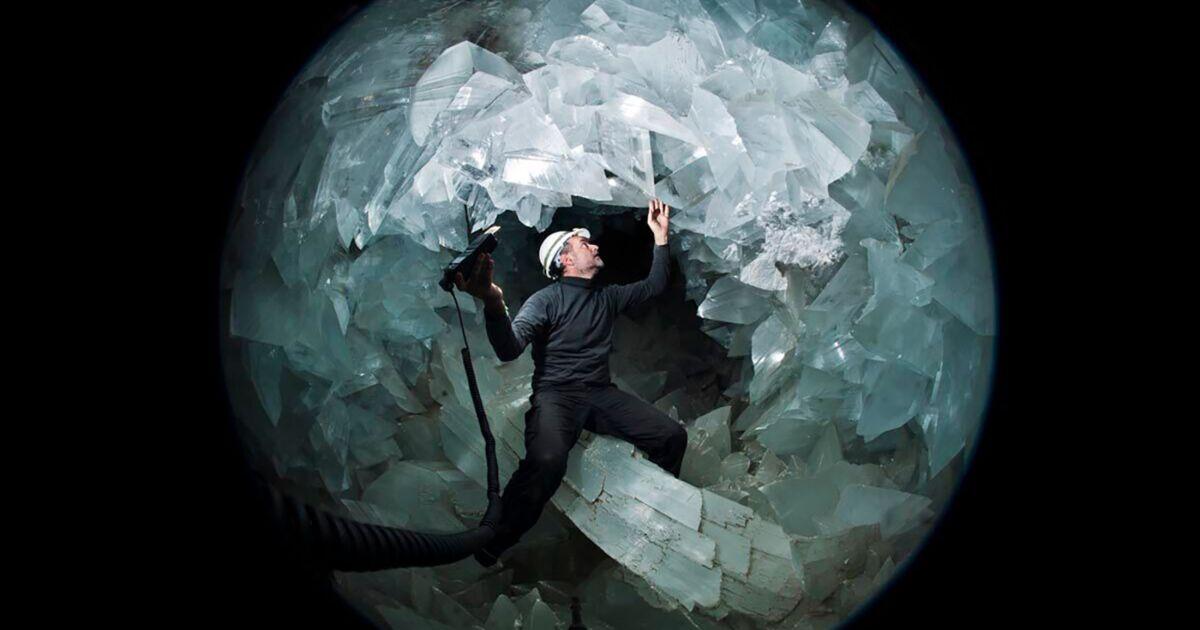 La géode de Pulpí, une grotte de cristaux géants, livre ses secrets en Espagne