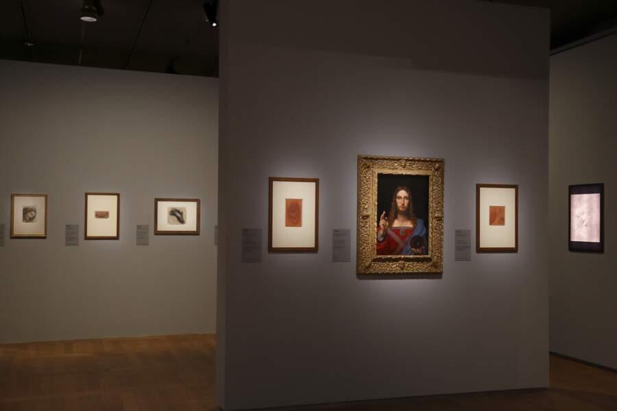 Salvator Mundi (version Ganay), atelier de Léonard de Vinci